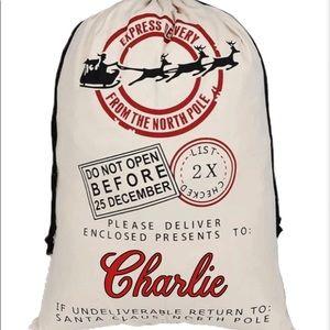 Personalized Santa Sack Christmas Bag Presents